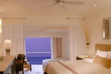 Hotel Le Blanc Spa Resort Cancun: Schlafzimmer CANCUN