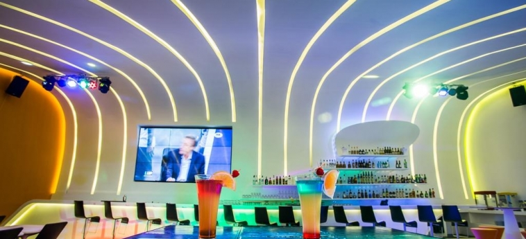 Hotel Temptation Resort Spa Cancun: Bar Interne CANCUN