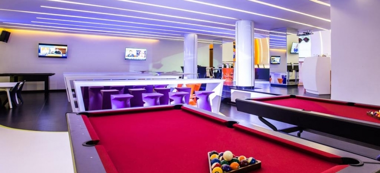 Hotel Temptation Resort Spa Cancun: Billard CANCUN
