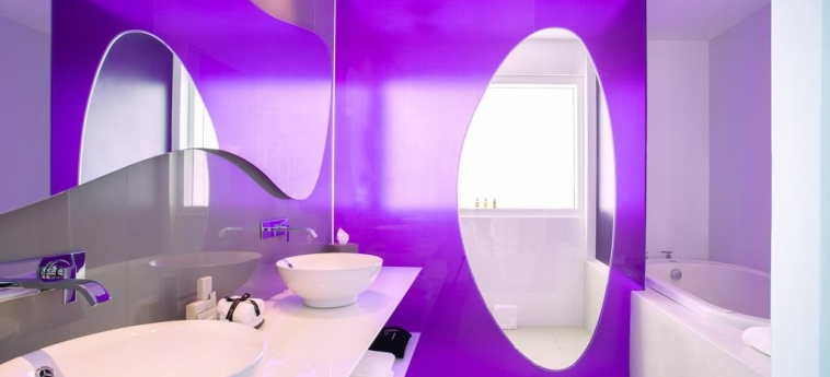 Hotel Temptation Resort Spa Cancun: Lavabo CANCUN