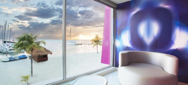Hotel Temptation Resort Spa Cancun: Vue CANCUN