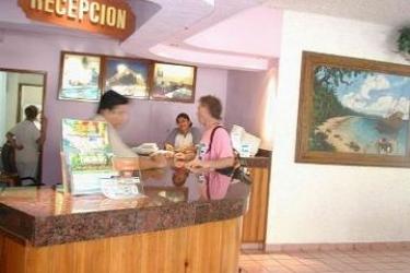 Hotel Antillano Cancun: Lobby CANCUN