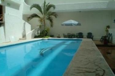 Hotel Antillano Cancun: Piscina CANCUN