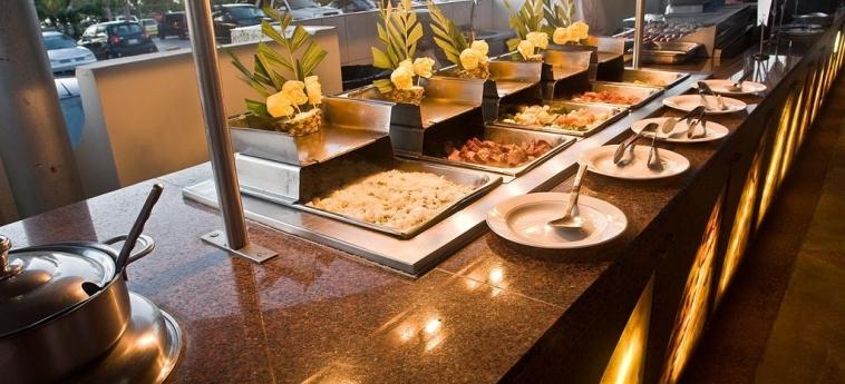 Hotel Sunset Royal Beach Resort: Buffet CANCUN