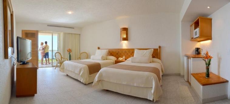 Hotel Sunset Royal Beach Resort: Camera degli ospiti CANCUN