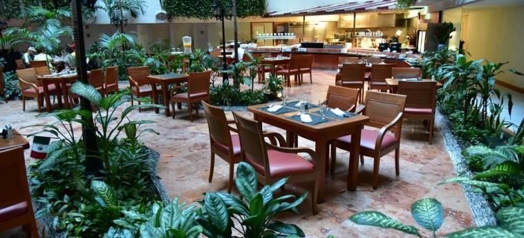 Hotel Sunset Royal Beach Resort: Ristorante CANCUN