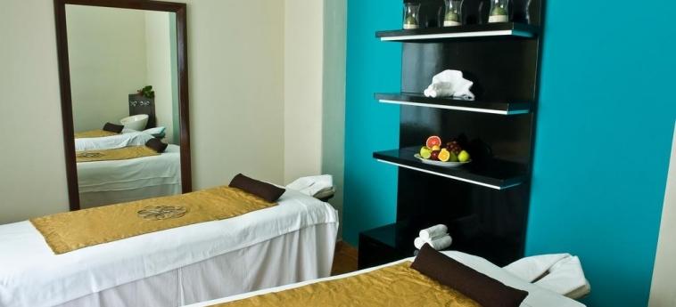 Hotel Sunset Royal Beach Resort: Spa CANCUN