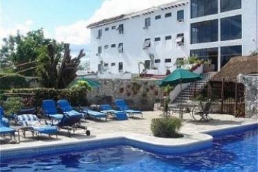 Hotel Xbalamque Resort & Spa: Außenschwimmbad CANCUN