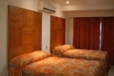 Hotel Suites Gaby: Schlafzimmer CANCUN