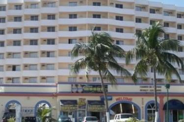View Mediterrando Hotel & Suites: Außen CANCUN