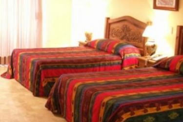 View Mediterrando Hotel & Suites: Schlafzimmer CANCUN