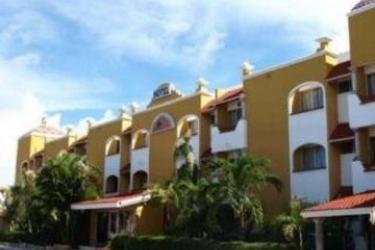 Hotel Suites Cancun Center: Extérieur CANCUN