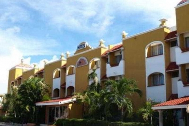 Hotel Suites Cancun Center: Exterieur CANCUN