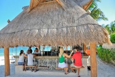 Hotel Villa Del Palmar Cancun: Bar CANCUN