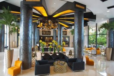 Hotel Villa Del Palmar Cancun: Lobby CANCUN