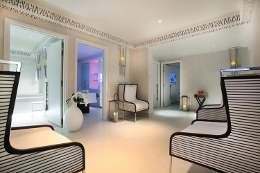 Five Seas Hotel Cannes: Spa CANNES