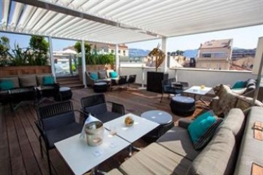 Five Seas Hotel Cannes: Chambre Double CANNES