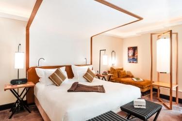Five Seas Hotel Cannes: Chambre CANNES
