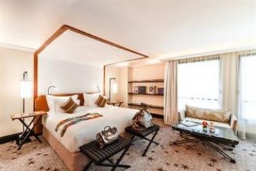 Five Seas Hotel Cannes: Montagne CANNES