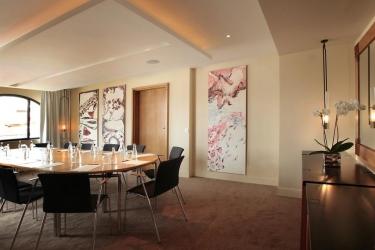 Five Seas Hotel Cannes: Salle de Réunion CANNES