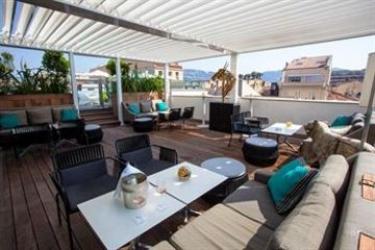 Five Seas Hotel Cannes: Camera Matrimoniale/Doppia CANNES
