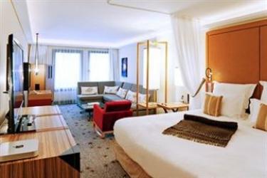 Five Seas Hotel Cannes: Dormitorio 8 Pax CANNES