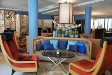 Five Seas Hotel Cannes: Piscina Esterna CANNES