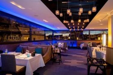 Five Seas Hotel Cannes: Zona Pranzo CANNES