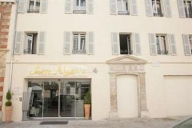 Hotel Suite Affaire Cannes Vieux-Port: Gym CANNES