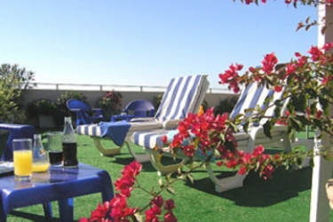 Hotel De France: Terrace CANNES