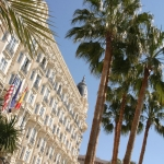 INTERCONTINENTAL CARLTON CANNES 5 Etoiles