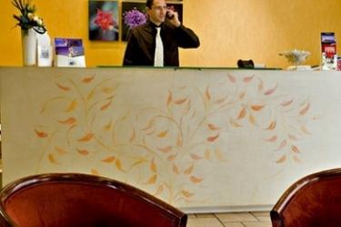 Hotel L'esterel: Recepción CANNES
