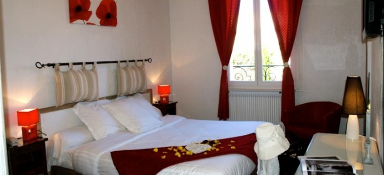 Hotel Ruc: Schlafzimmer CANNES