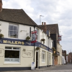 MILLERS ARMS 4 Stelle