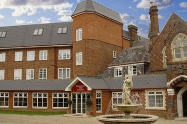 Hotel Best Western Abbots Barton: Esterno CANTERBURY