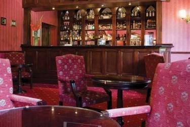 Hotel Best Western Abbots Barton: Bar CANTERBURY