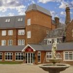 Hotel Best Western Abbots Barton
