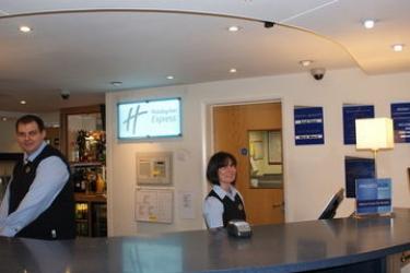 Hotel Holiday Inn Express Canterbury: Lobby CANTERBURY