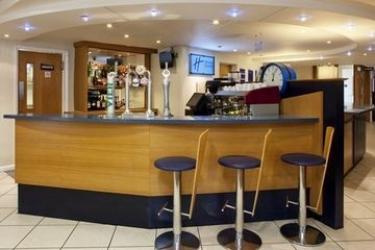 Hotel Holiday Inn Express Canterbury: Lounge Bar CANTERBURY