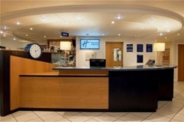 Hotel Holiday Inn Express Canterbury: Reception CANTERBURY