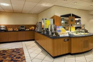Hotel Holiday Inn Express Canterbury: Ristorante CANTERBURY