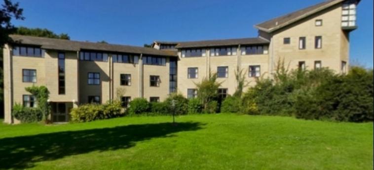 Hotel Becket Court - University Of Kent: Camera Premium Lake View Room CANTERBURY