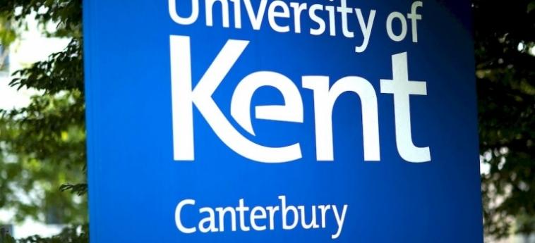 Hotel Becket Court - University Of Kent: Esterno CANTERBURY