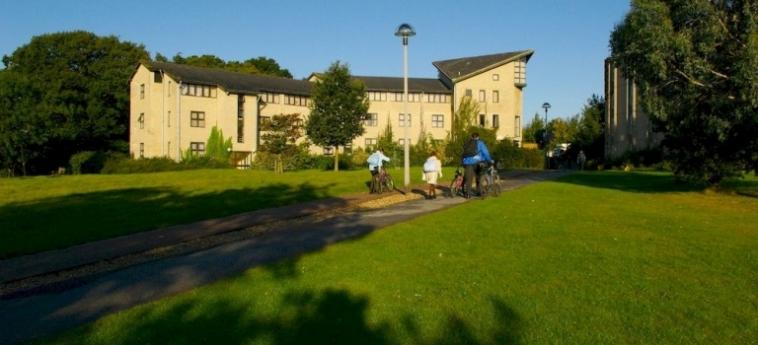 Hotel Becket Court - University Of Kent: Lounge CANTERBURY