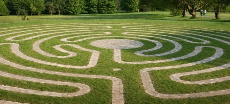 Hotel Becket Court - University Of Kent: Villa CANTERBURY