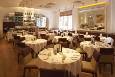 Hotel Abode: Restaurante CANTERBURY