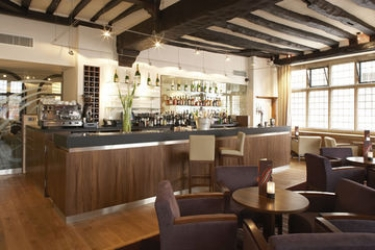 Hotel Abode: Lounge Bar CANTERBURY