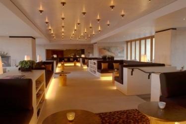 Hotel Amangiri: Interior CANYON POINT (UT)