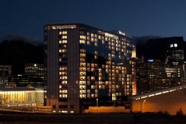 Hotel The Westin Cape Town: Exterior CAPE TOWN