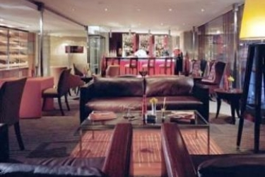Hotel The Westin Cape Town: Lounge Bar CAPE TOWN